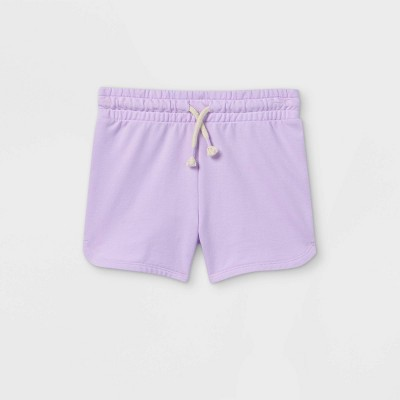 Girls' Knit Pull-On Shorts - Cat & Jack™
