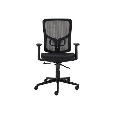 Staples Kroy Mesh Task Chair Black UN59456