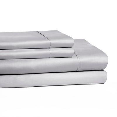 Classic Cotton Wrinkle-Resistant Deep Pocket Sheet Set - Blue Nile Mills