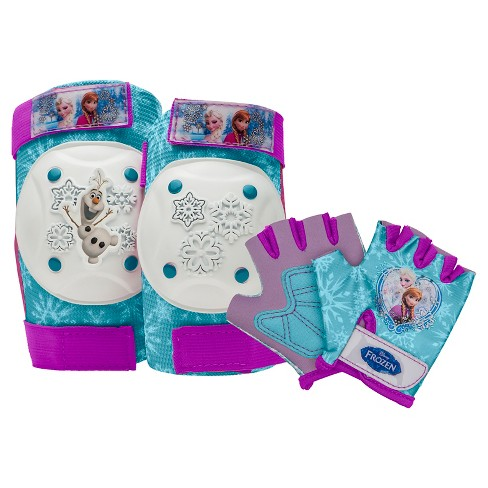 Disney Frozen Bicycle Hand and Knee Pad Set - image 1 of 5