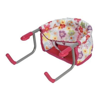Adora Baby Doll Portable Table Feeding Seat for 20 dolls