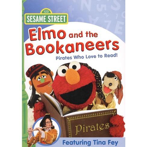 Sesame Street: Elmo and the Bookaneers - image 1 of 1