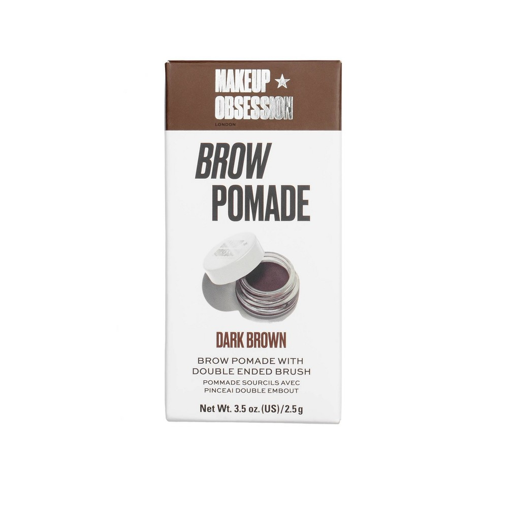 Image of Makeup Obsession Brow Pomade Dark Brown - 3.5oz