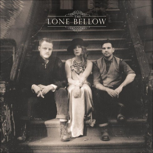 Lone bellow - Lone bellow (CD) - image 1 of 1