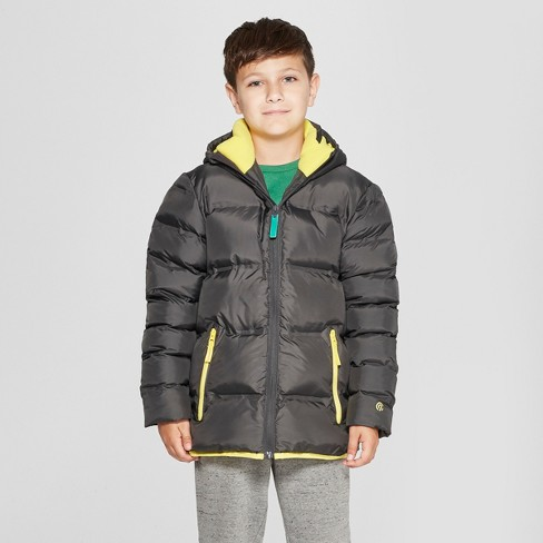 e12eb4aa7 Boys  Puffer Jacket - C9 Champion® Charcoal   Target