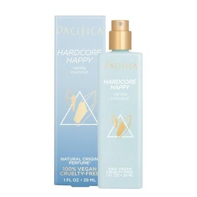 Pacifica Natural Origins Hardcore Happy Spray Perfume - 1 fl oz