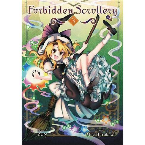 Forbidden Scrollery, Vol. 3 - by  Moe Harukawa (Paperback) - image 1 of 1