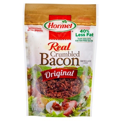 Hormel Original Real Crumbled Bacon Bits - 4.3oz
