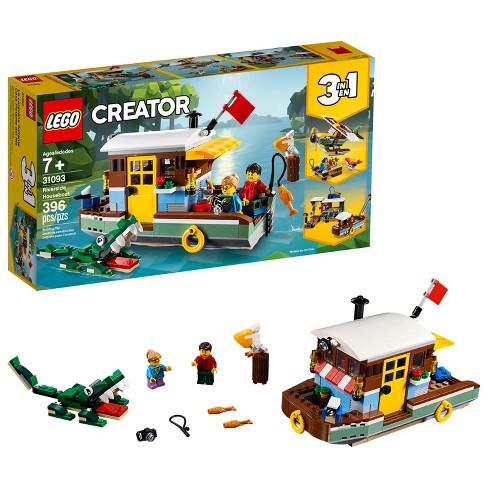 LEGO Creator Riverside Houseboat 31093 - image 1 of 4