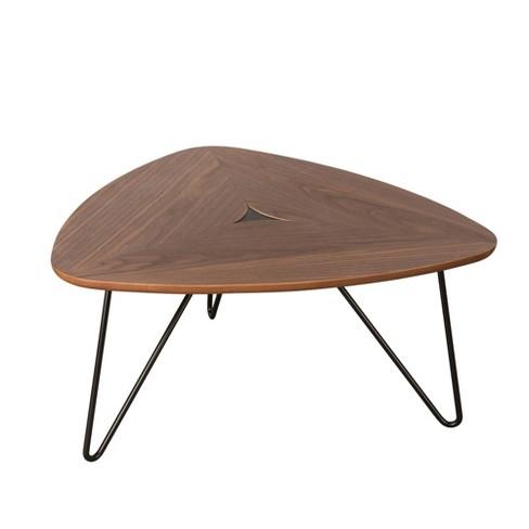 85a44dfdbd Modern Veneer Coffee Table - Glitzhome : Target