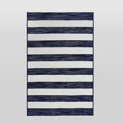 Outdoor Rug Worn Stripe- Threshold™