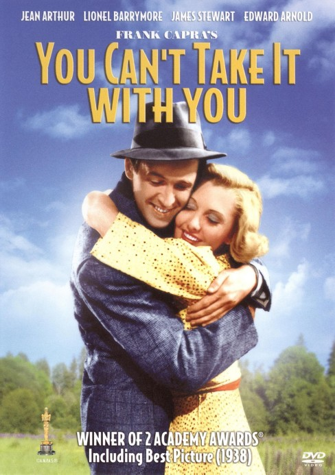 You can't take it with you (DVD) - image 1 of 1