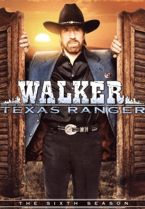 Walker texas ranger:Sixth season (DVD) - image 1 of 1