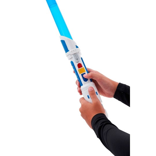 Star Wars Scream Saber Lightsaber Electronic Roleplay Toy image number null