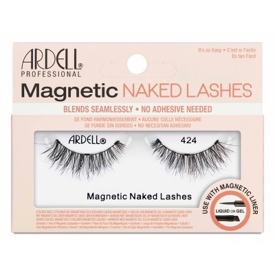 Ardell Naked 424 Magnetic Lash - Black - 1pr