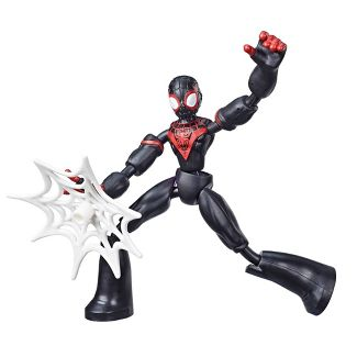 Marvel Bend and Flex Miles Morales Figure
