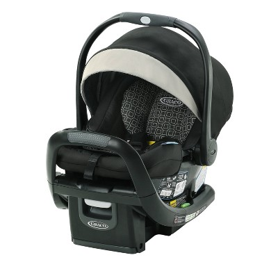 Graco SnugRide SnugFit 35 LX Infant Car Seat with Anti-Rebound Bar - Pierce