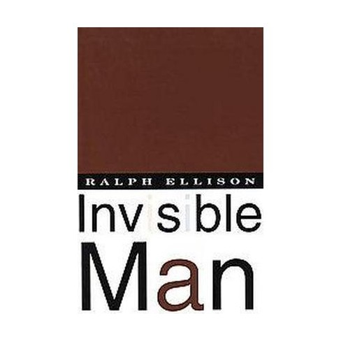 The Invisible Man (Paperback) by Ralph Ellison - image 1 of 1
