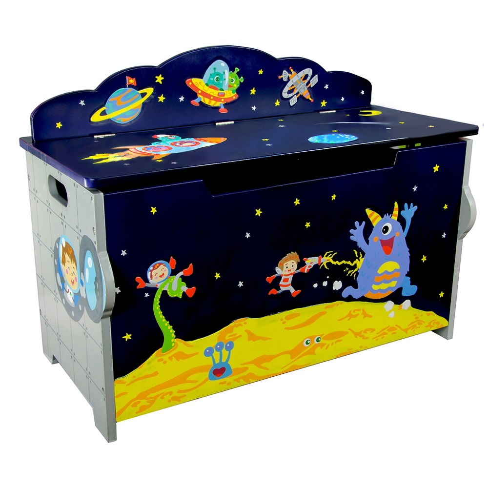 Outer Space Toy Chest - Fantasy Fields