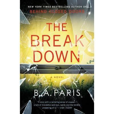The Breakdown (Paperback) (B.A. Paris)
