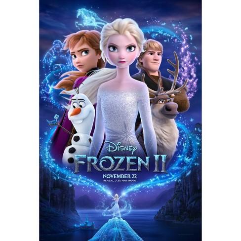 Frozen II (Blu-Ray + DVD + Digital) - image 1 of 1