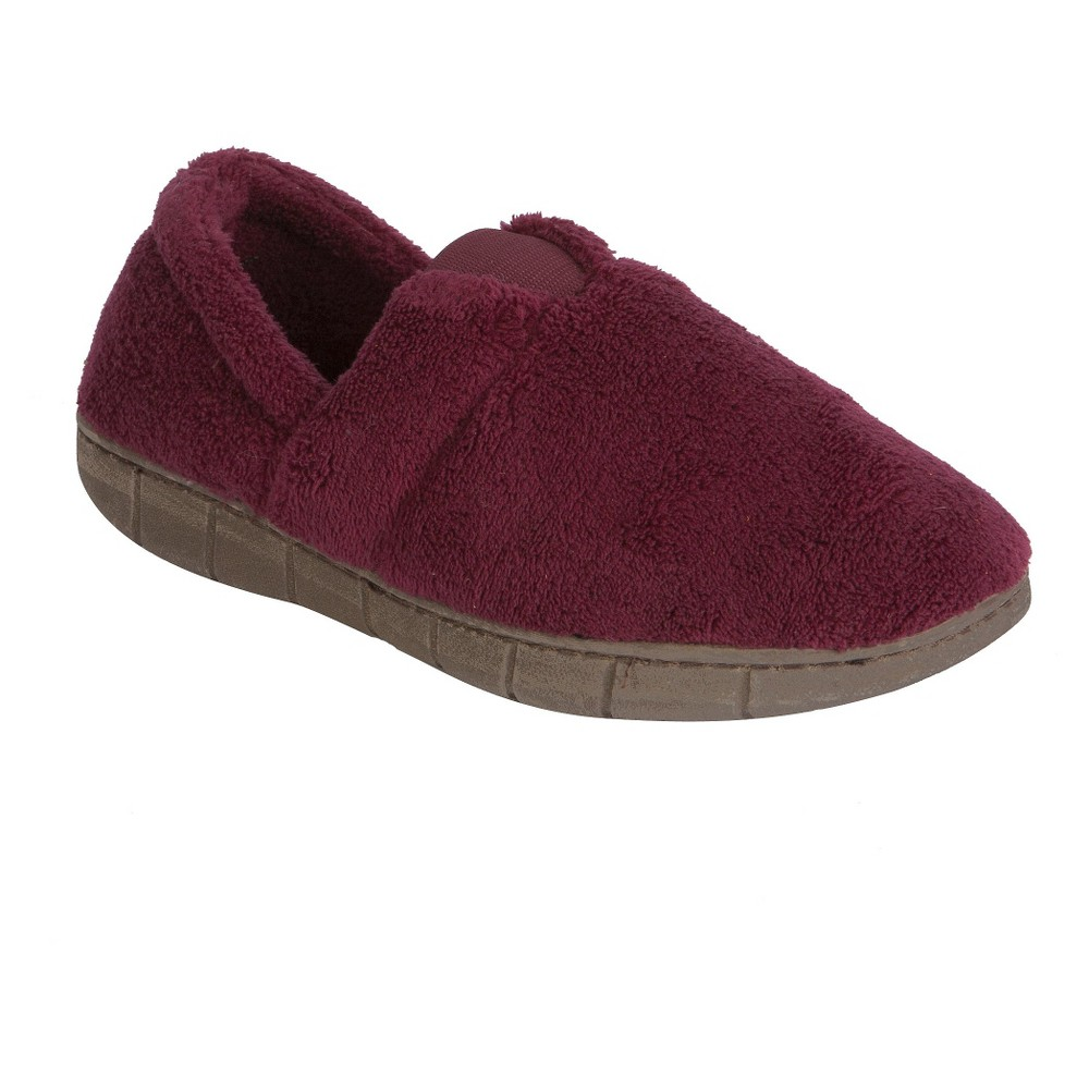 Women's Muk Luks Petal Slippers - Autumn Currant M(7-8), Size: M (7-8)