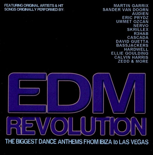 Various - Edm Revolution (CD) - image 1 of 2