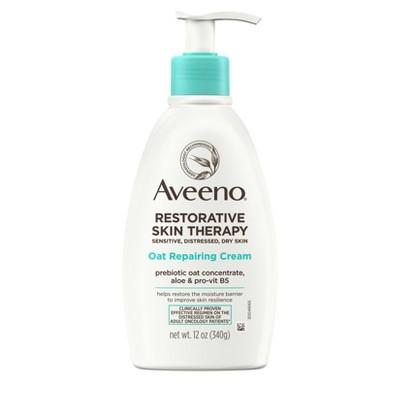 Aveeno Restorative Skin Therapy Cream - 12oz