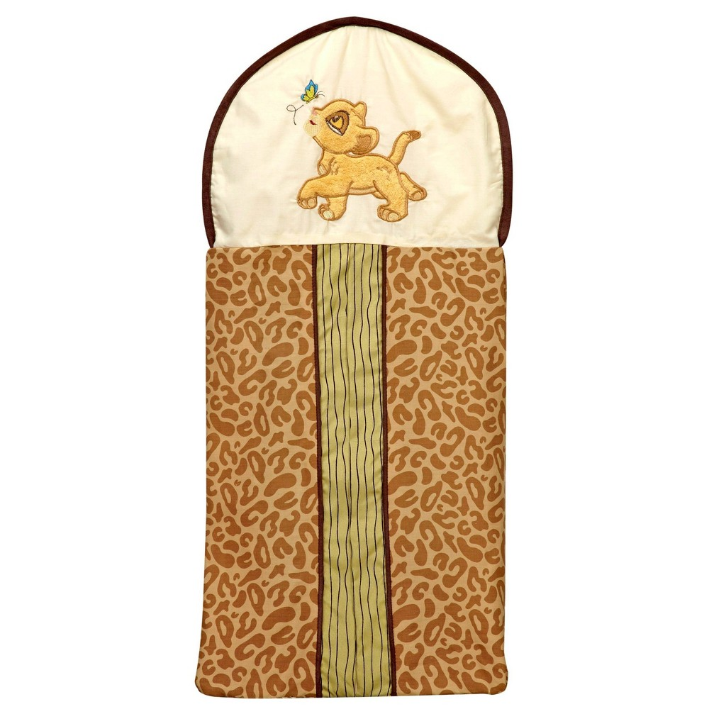 Image of Disney Lion King Simba's Wild Adventure Appliqued Diaper Stacker