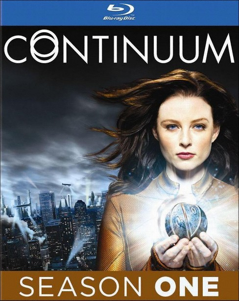 Continuum:Season one (Blu-ray) - image 1 of 1