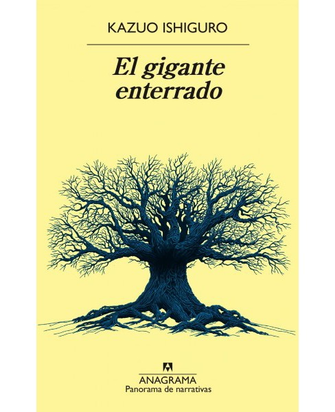 El gigante enterrado/ The Buried Giant (Paperback) (Kazuo Ishiguro) - image 1 of 1