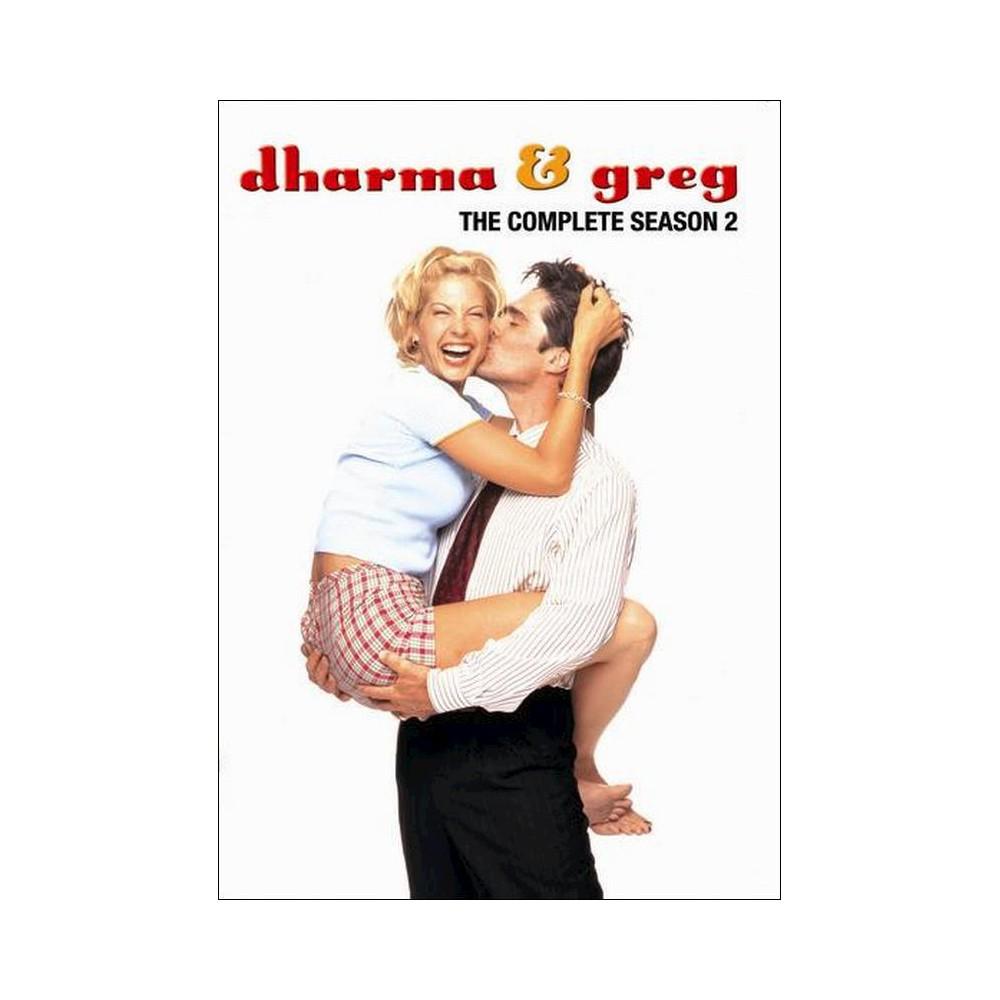 Dharma & Greg:Season 2 (Dvd)