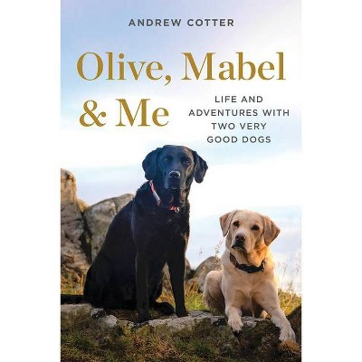 Olive, Mabel & Me - by  Andrew Cotter (Hardcover)