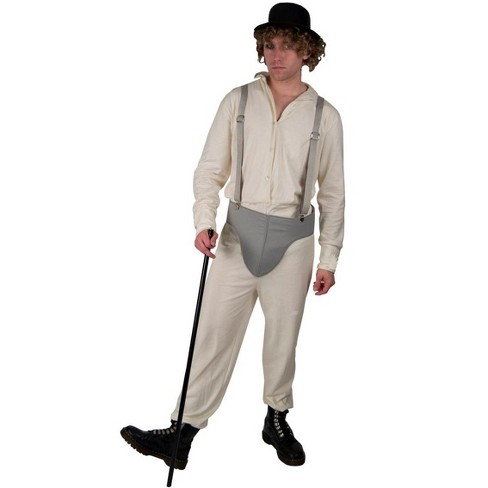 Clockwork Orange Droog Mens Droogies Costume