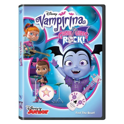 Vampirina: Ghoul Girls Rock! (DVD)