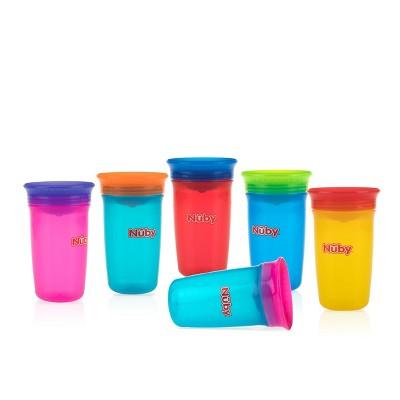 Nuby Unprinted Spoutless Cup - 10oz
