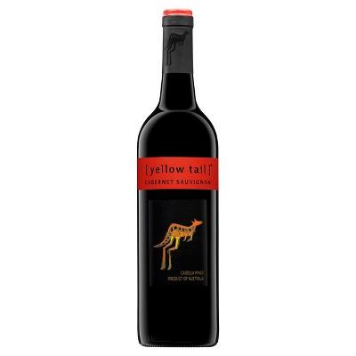 Yellow Tail Cabernet Sauvignon Red Wine - 750ml Bottle