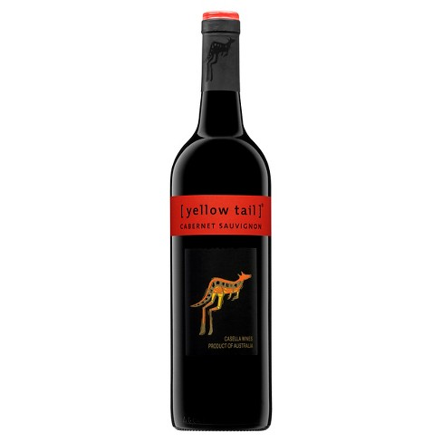 Yellow Tail® Cabernet Sauvignon - 750mL Bottle - image 1 of 1