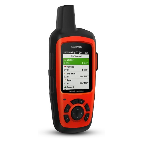 Garmin inReach Explorer+ Hiking GPS - Orange (010-01735-10) - image 1 of 4