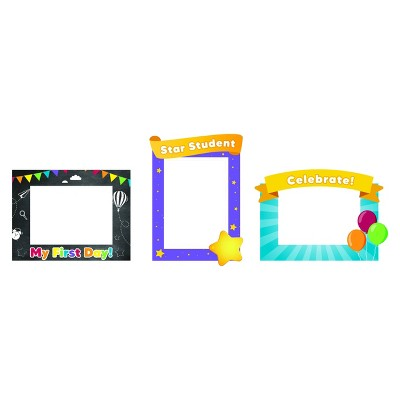 Photo Frames Mixed Carton - Astrobrights
