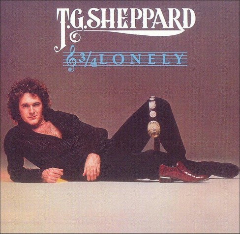 T.G. sheppard - 3/4 lonely (CD) - image 1 of 1