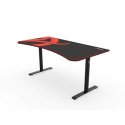 Arozzi ARENA-NA-BLACK Arena Full Surface Mouse Pad Gaming Computer Desk, Black