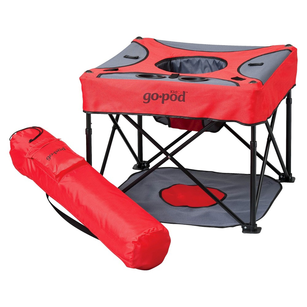 Image of KidCo GoPod Activity Seat - Red