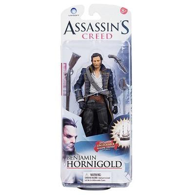 "Mcfarlane Toys Assassin's Creed Series 1 6"" Action Figure: Benjamin Hornigold"