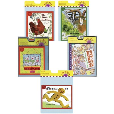 Houghton Mifflin Harcourt Favorite Stories Read Along Book Set with CD