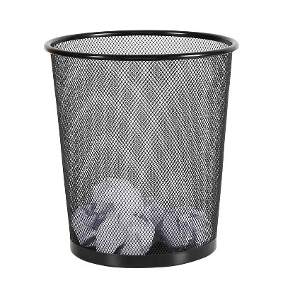 Mesh Waste Basket Black - Made By Design™