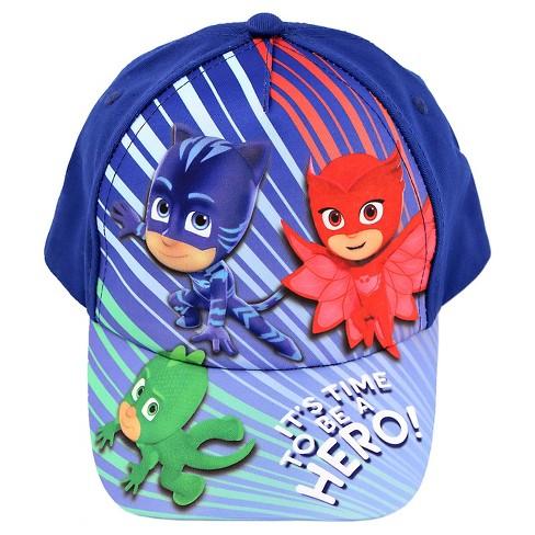 f2a87ecd9fc20 Toddler PJ Masks® Baseball Hat - Blue