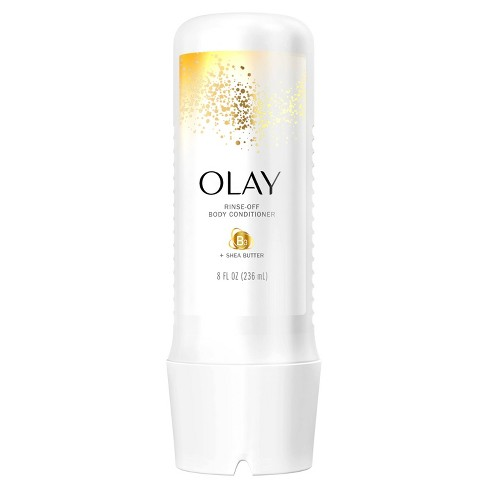Olay Rinse-off Body Conditioner with Shea Butter - 8 fl oz - image 1 of 4
