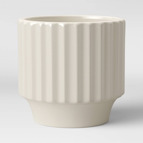 Geared Planter White - Project 62™ - image 1 of 2