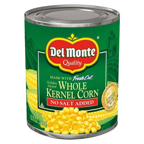 Del Monte Fresh Cut Golden Sweet Whole Kernel Corn 8.75 oz - image 1 of 1
